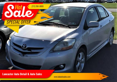 2007 Toyota Yaris for sale at Lancaster Auto Detail & Auto Sales in Lancaster PA