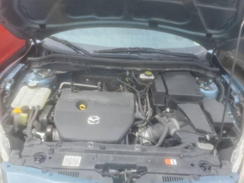 2010 Mazda MAZDA3 for sale at J & J Used Cars inc in Wayne MI