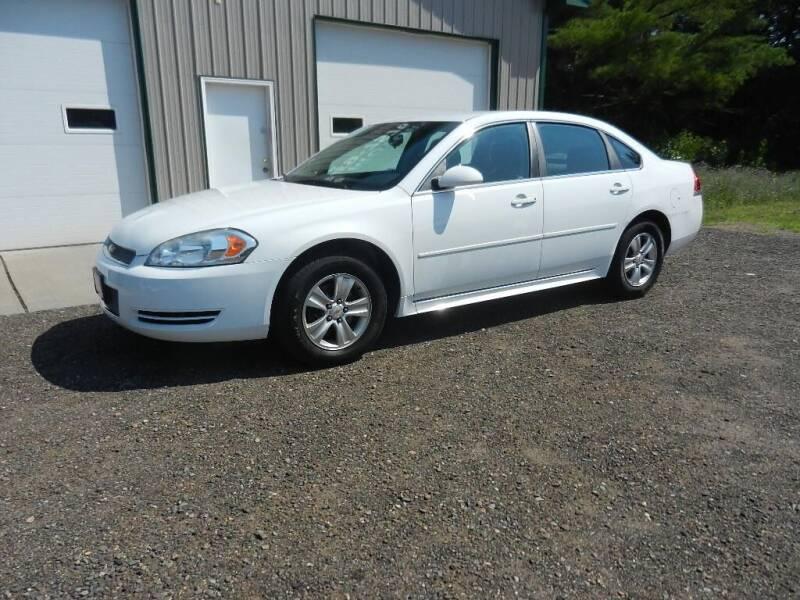 2013 Chevrolet Impala for sale in Siren, WI