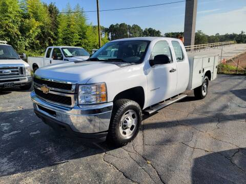 2013 Chevrolet Silverado 2500HD for sale at Capital Motors in Raleigh NC