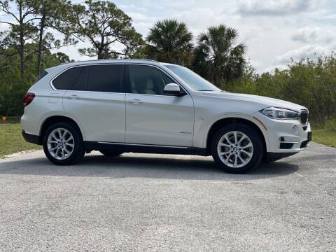 2014 BMW X5 for sale at D & D Used Cars in New Port Richey FL