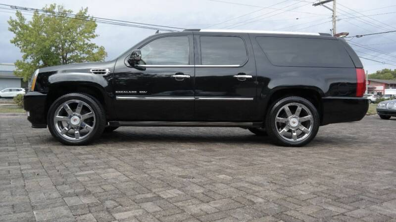 2011 Cadillac Escalade ESV for sale at Cars-KC LLC in Overland Park KS