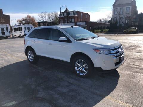 2013 Ford Edge for sale at DC Auto Sales Inc in Saint Louis MO