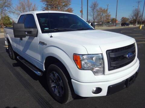 2014 Ford F-150 for sale at Just Drive Auto in Springdale AR