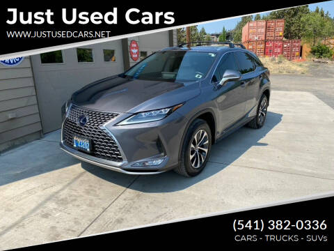 2020 Lexus RX 450h for sale at Just Used Cars in Bend OR