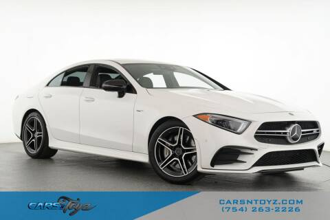 2020 Mercedes-Benz CLS for sale at JumboAutoGroup.com - Carsntoyz.com in Hollywood FL