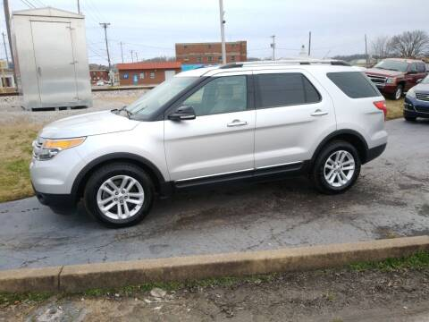 2015 Ford Explorer for sale at Big Boys Auto Sales in Russellville KY