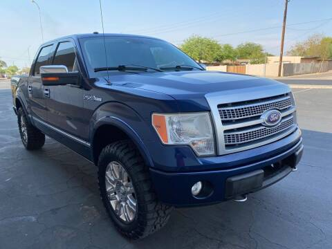 2009 Ford F-150 for sale at EXPRESS AUTO GROUP in Phoenix AZ