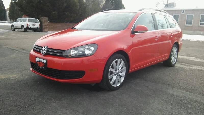 2014 Volkswagen Jetta for sale at Motor City Idaho in Pocatello ID