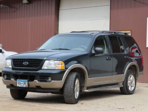 2003 Ford Explorer for sale at Big Man Motors in Farmington MN