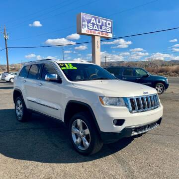 2012 Jeep Grand Cherokee for sale at Capital Auto Sales in Carson City NV