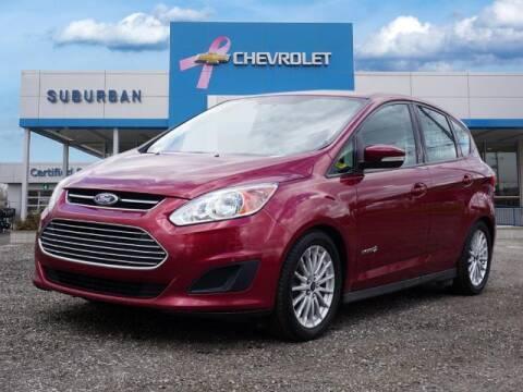 2014 Ford C-MAX Hybrid for sale at Suburban Chevrolet of Ann Arbor in Ann Arbor MI