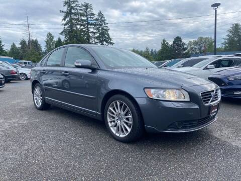 2010 Volvo S40 for sale at LKL Motors in Puyallup WA