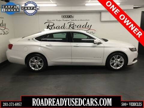2015 Chevrolet Impala for sale at Road Ready Used Cars in Ansonia CT