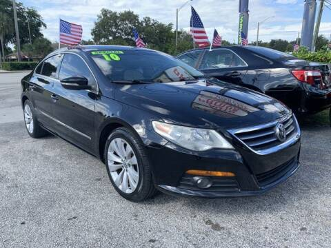 2010 Volkswagen CC for sale at AUTO PROVIDER in Fort Lauderdale FL