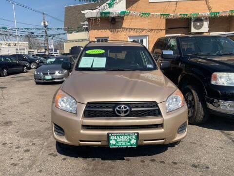2010 Toyota RAV4 for sale at Park Avenue Auto Lot Inc in Linden NJ