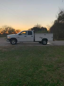 2007 Dodge Ram Pickup 2500 for sale at BARROW MOTORS in Caddo Mills TX