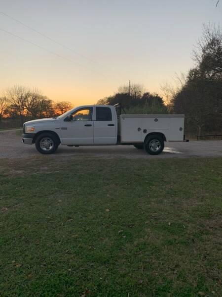 2007 Dodge Ram Pickup 2500 for sale at BARROW MOTORS in Caddo Mills TX
