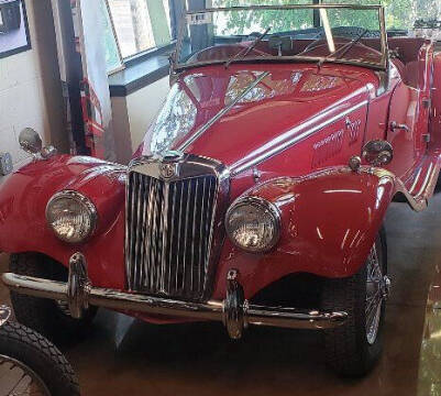 1955 MG T-Series for sale at Its Alive Automotive in Saint Louis MO