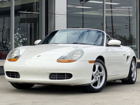 2001 Porsche Boxster for sale at Carmel Motors in Indianapolis IN
