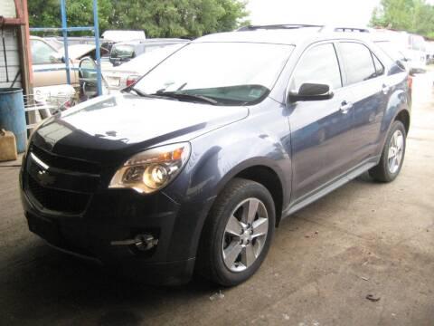 2013 Chevrolet Equinox for sale at CARZ R US 1 in Armington IL