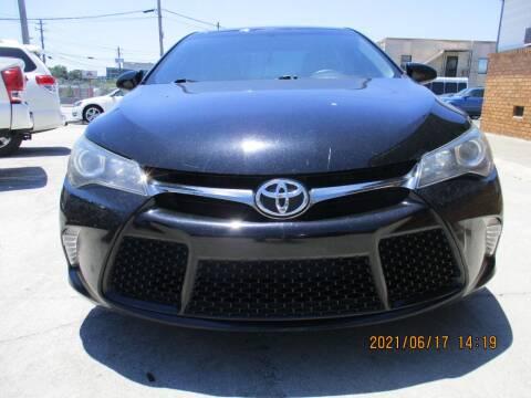 2017 Toyota Camry for sale at Atlantic Motors in Chamblee GA