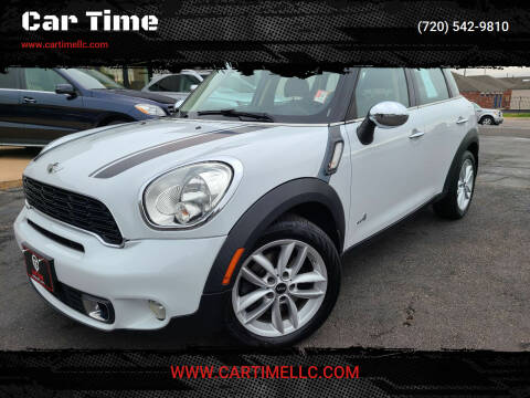 2012 MINI Cooper Countryman for sale at Car Time in Denver CO