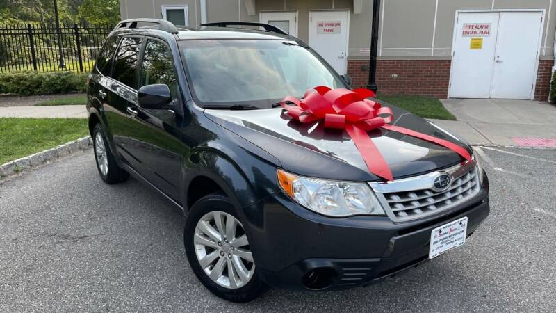 2013 Subaru Forester for sale at Speedway Motors in Paterson NJ