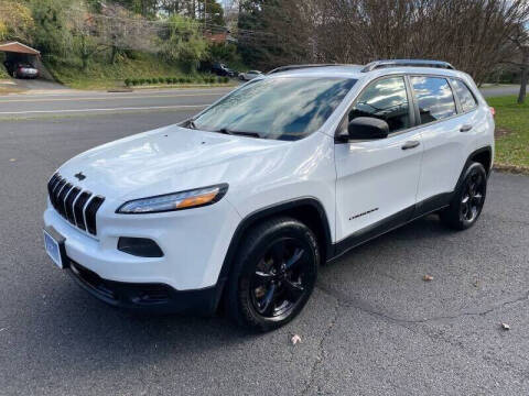 2016 Jeep Cherokee for sale at Car World Inc in Arlington VA