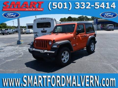 2019 Jeep Wrangler for sale at Smart Auto Sales of Benton in Benton AR