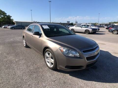 2012 Chevrolet Malibu for sale at Allen Turner Hyundai in Pensacola FL