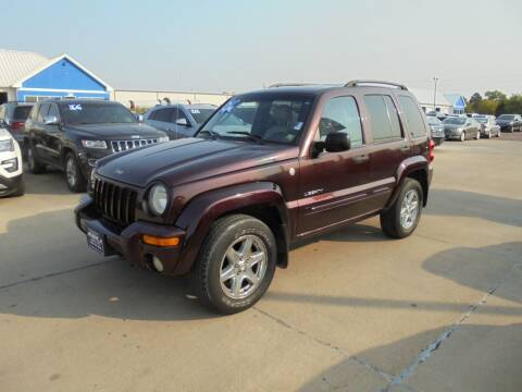 2004 Jeep Liberty for sale at America Auto Inc in South Sioux City NE