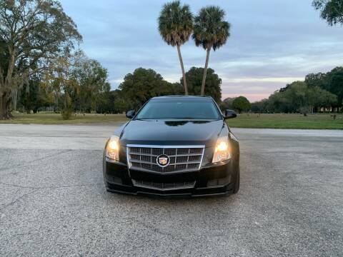 2011 Cadillac CTS for sale at FLORIDA MIDO MOTORS INC in Tampa FL