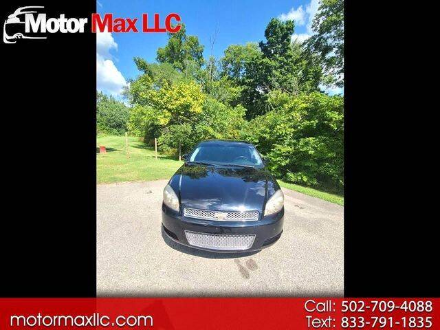 2012 Chevrolet Impala for sale at Motor Max Llc in Louisville KY