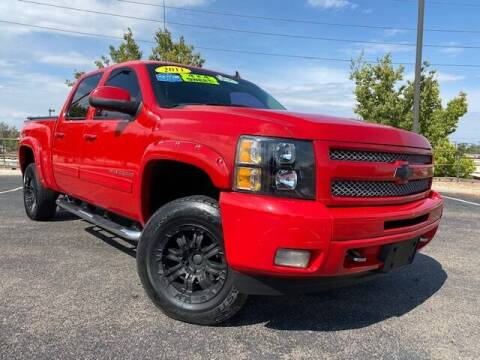 2011 Chevrolet Silverado 1500 for sale at UNITED Automotive in Denver CO