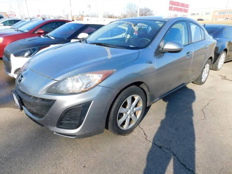 2010 Mazda MAZDA3 for sale at AutoLink LLC in Dayton OH