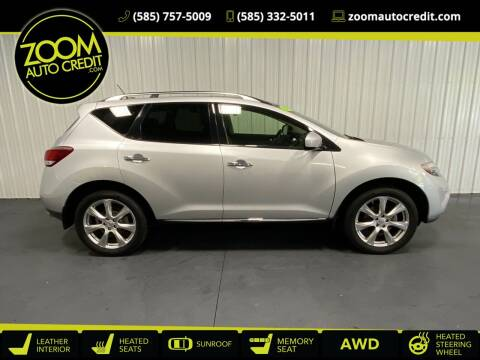 2013 Nissan Murano for sale at ZoomAutoCredit.com in Elba NY