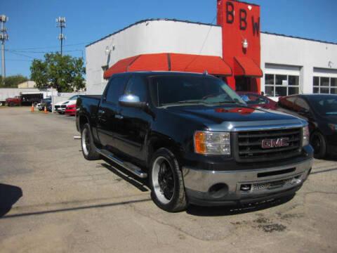 2010 GMC Sierra 1500 for sale at Best Buy Wheels in Virginia Beach VA
