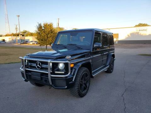 2014 Mercedes-Benz G-Class for sale at Image Auto Sales in Dallas TX