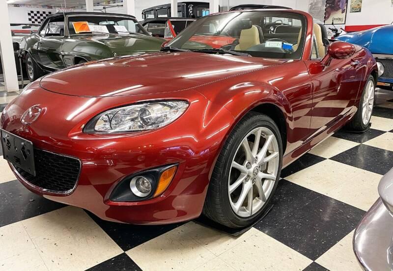 2010 Mazda MX-5 Miata for sale at AB Classics in Malone NY