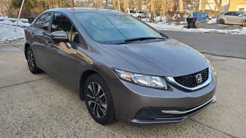2015 Honda Civic for sale at Citi Motors in Highland Park NJ