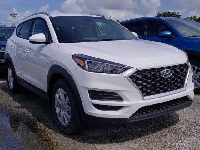 2021 Hyundai Tucson for sale in Miami, FL