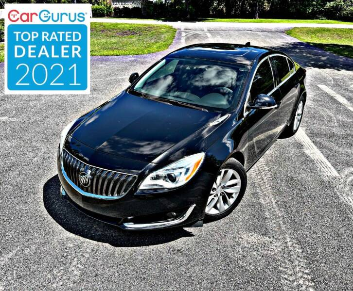 2016 Buick Regal for sale at Brothers Auto Sales of Conway in Conway SC