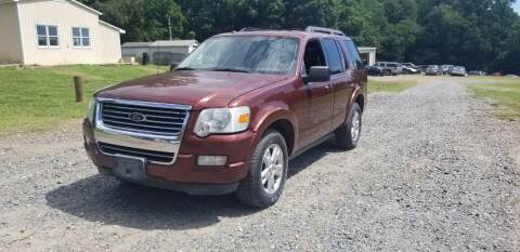 2010 Ford Explorer for sale at NRP Autos in Cherryville NC