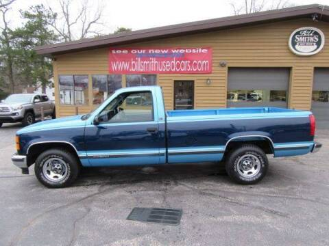 1995 GMC Sierra 1500 for sale at Bill Smith Used Cars in Muskegon MI