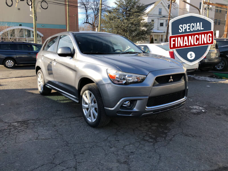 2012 Mitsubishi Outlander Sport for sale at 103 Auto Sales in Bloomfield NJ