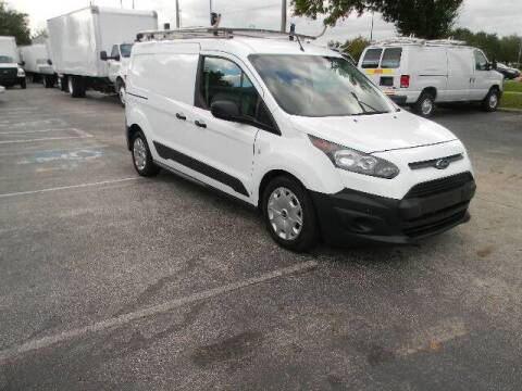 2017 Ford Transit Connect Cargo for sale at Longwood Truck Center Inc in Sanford FL