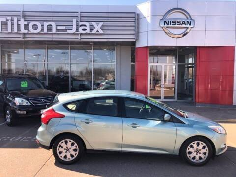 2012 Ford Focus for sale at Virtue Motors in Darlington WI