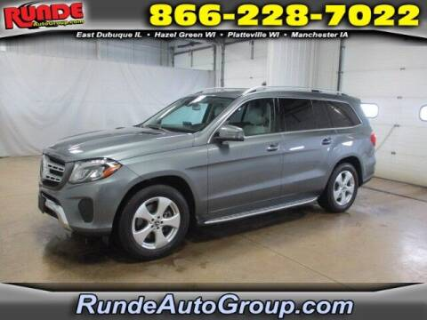 2017 Mercedes-Benz GLS for sale at Runde Chevrolet in East Dubuque IL
