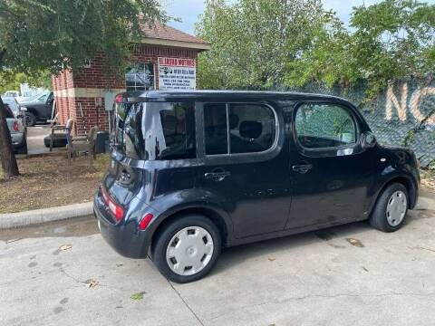 2011 Nissan cube for sale at El Jasho Motors in Grand Prairie TX